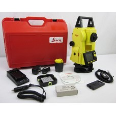 Leica Builder 2016 R200M 2016 Reflectorless Total Station