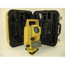 New Topcon GTS-235W TOTAL STATION COMPLETE
