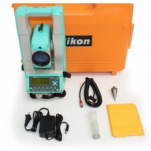 New Nikon DTM-531 Total station surveying