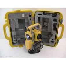 "TOPCON ES-107 7"" Total Station New"