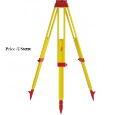 Leica GST20-9 Wooden Tripod for Total Station Theodolite Level