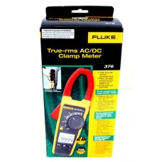FLUKE 376 TRUE RMS CLAMP METER MULTIMETER
