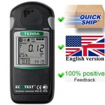 Terra MKS 05 WITH BlueTooth Geiger Counter Radiation Detector